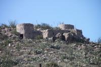 Abandoned Castle - White's City, NM